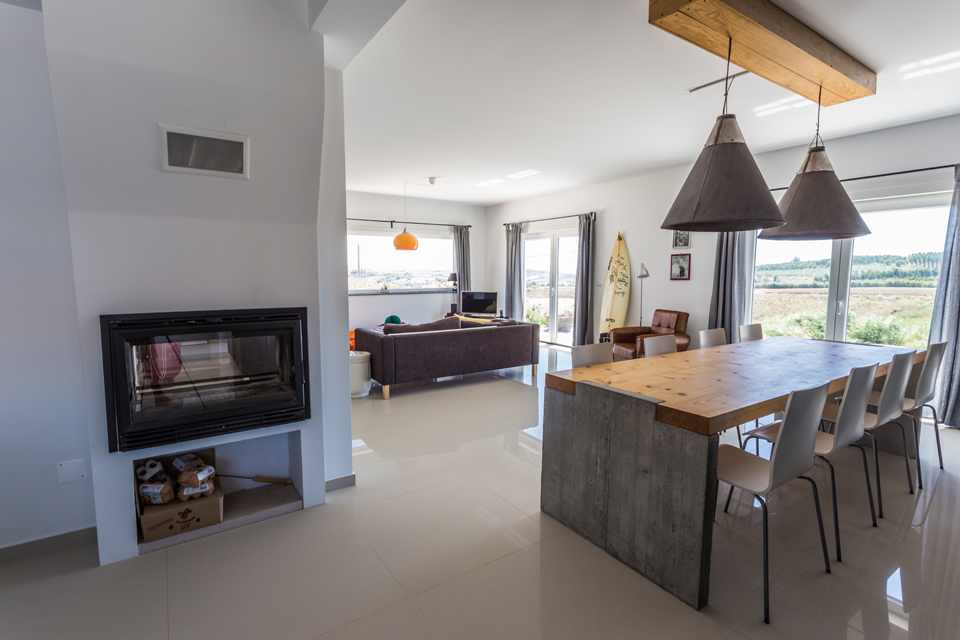 Build In An Open Plan Style Perfect To Socialise You Are Free To Use Our Fully Fitted Kitchen To Cook Meals For Yourself The Maverick Villas Are Build